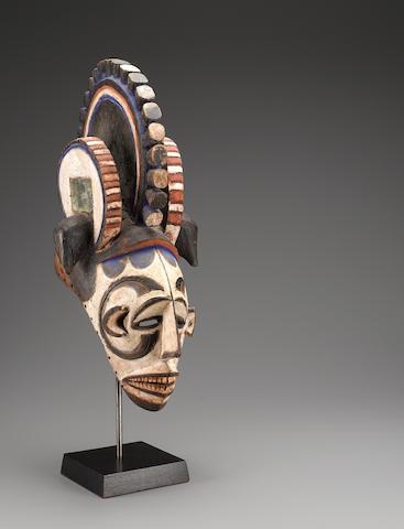 Ibo/Igbo Maiden Spririt Mask