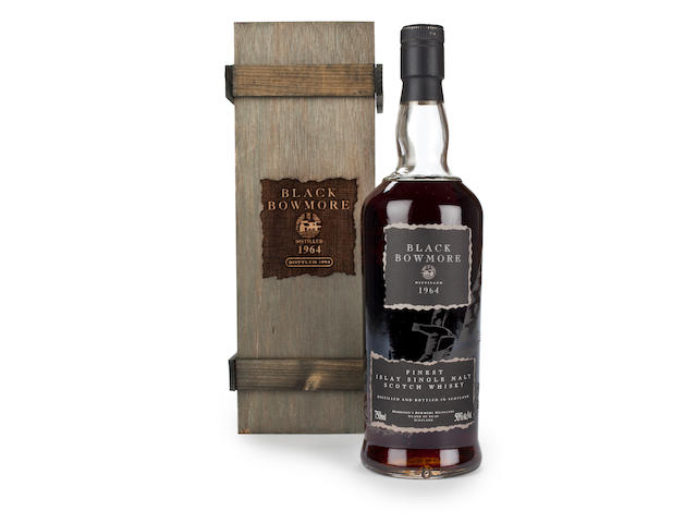 Black Bowmore 1964 2nd Edition (1)