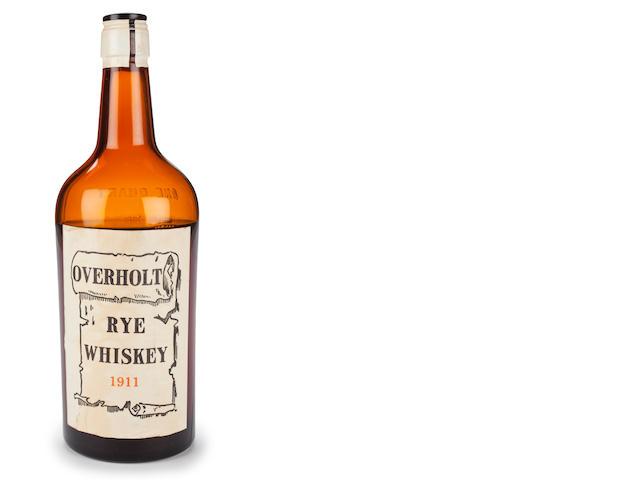Overholt 1911 Rye Whiskey (1)
