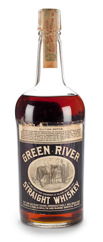 Green River Straight Whiskey
