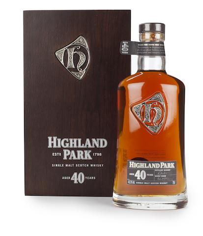 Highland Park 40 years old (1)