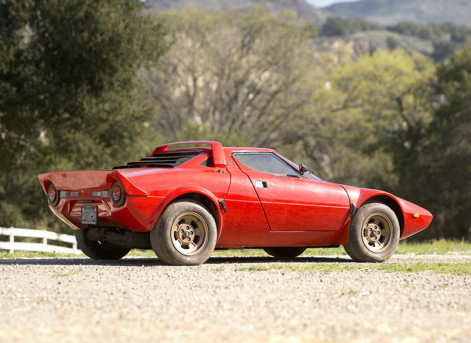 Barn Find,1972 Lancia Stratos Stradale  Chassis no. 829ARO 001941