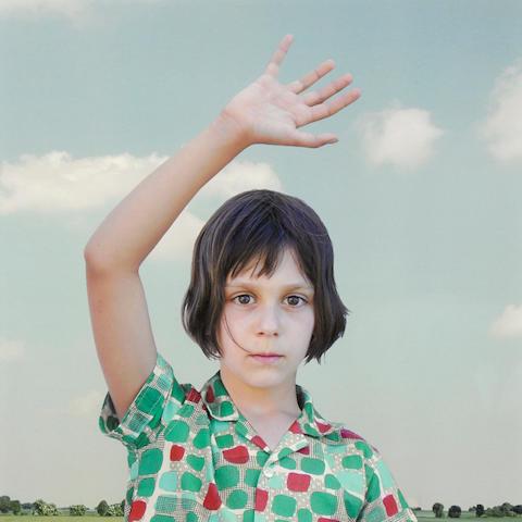 LORETTA LUX (b. 1969) The Waving Girl, 2000