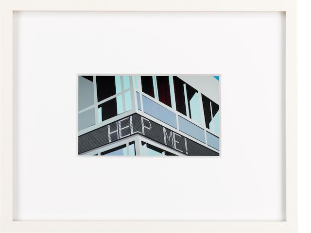 BRIAN ALFRED (b. 1974) Help Me, 2005