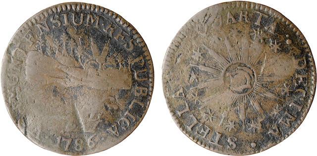 1786 Vermont Copper