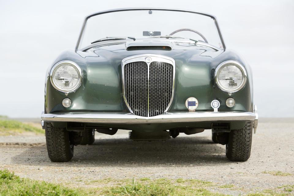 1957 Lancia Aurelia B24S Convertible  Chassis no. B24S-1454 Engine no. B24-1574