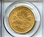 1878-S $20 AU58 PCGS