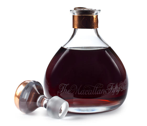 Macallan Millennium 1949- 50 years old (1)