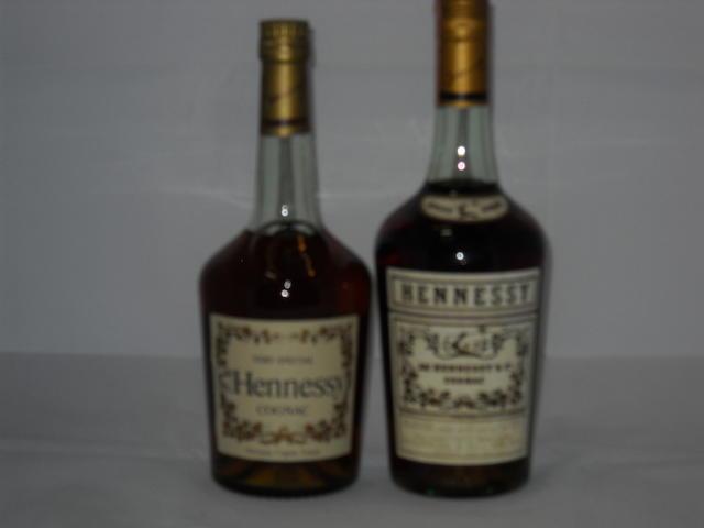 Hennessy Bras Arme (1)   Hennessy Very Special (1)   Grand Marnier Liqueur (1)