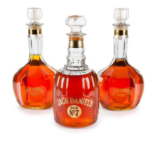 Jack Daniel's 'Inaugural Bottle'