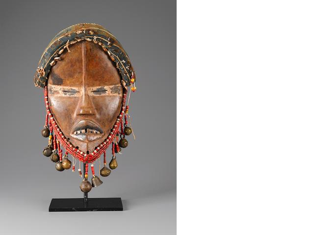 Oromo Shield, Ethiopia diameter
