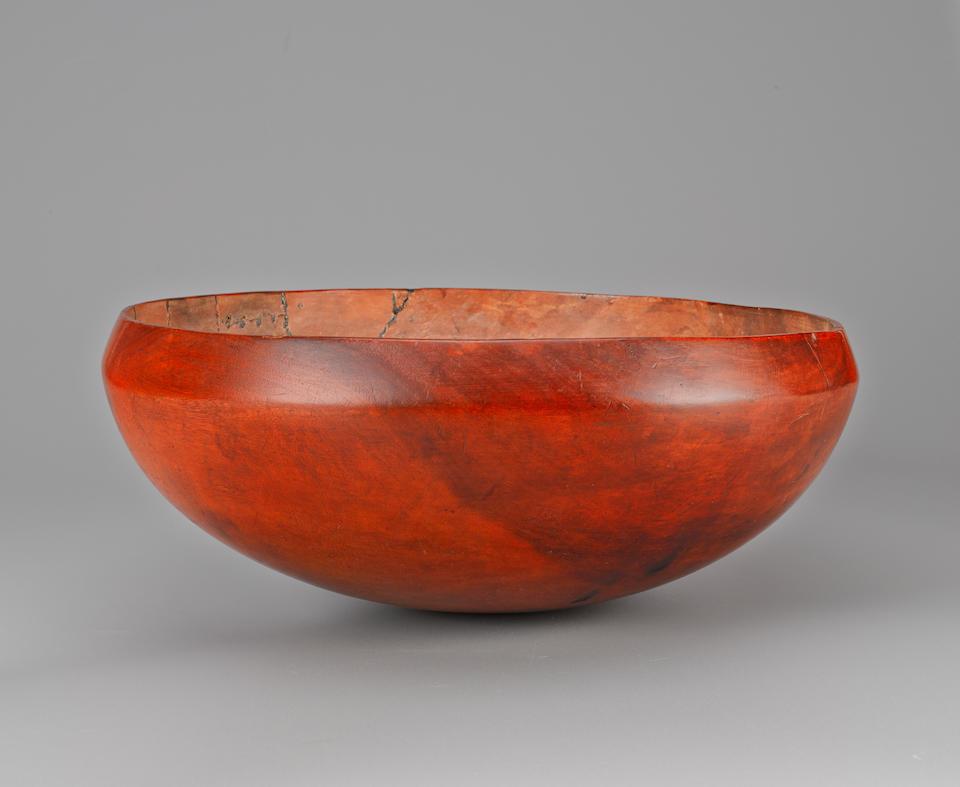 Large and Rare Bowl, Hawaiian Islands