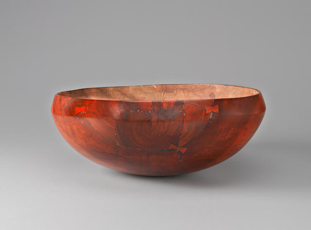 Large and Rare Bowl, Hawaiian Islands