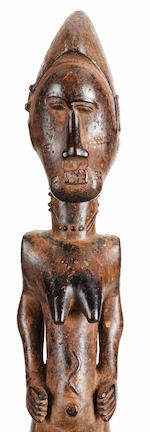 Baule Female Figure, Ivory Coast
