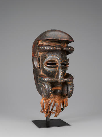 Bete Mask, Ivory Coast