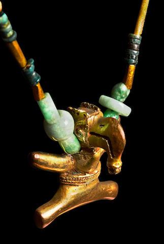 Pre-Columbian Necklace