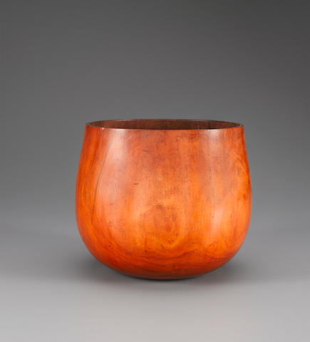 Bowl, Hawaiian Islands diameter 9 1/2in (24.1cm); height 8in (22cm)