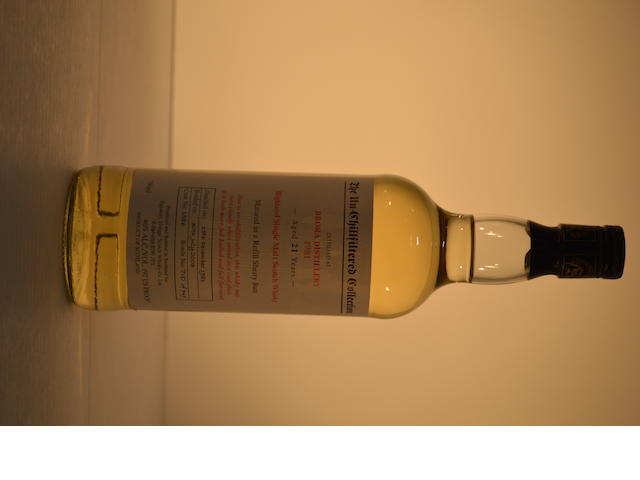 Brora 1981- 21 years old (1)