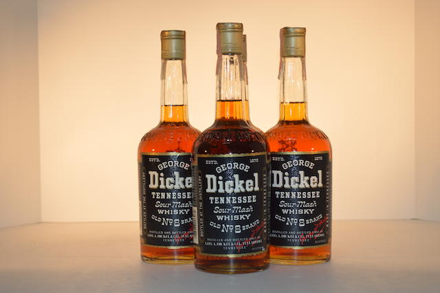George Dickel Old #8