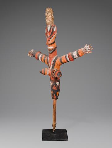 Figure, Vanuatu  height 37in (94cm)