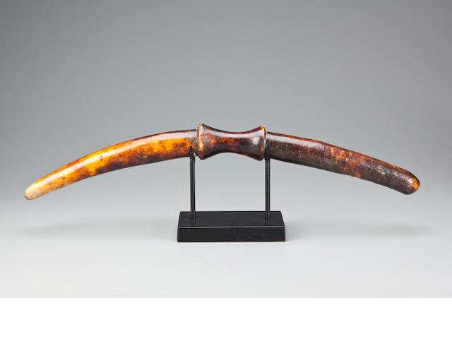 Pestle, Zaire  length 25in (63cm)