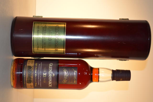 Glendronach 1971- 33 years old