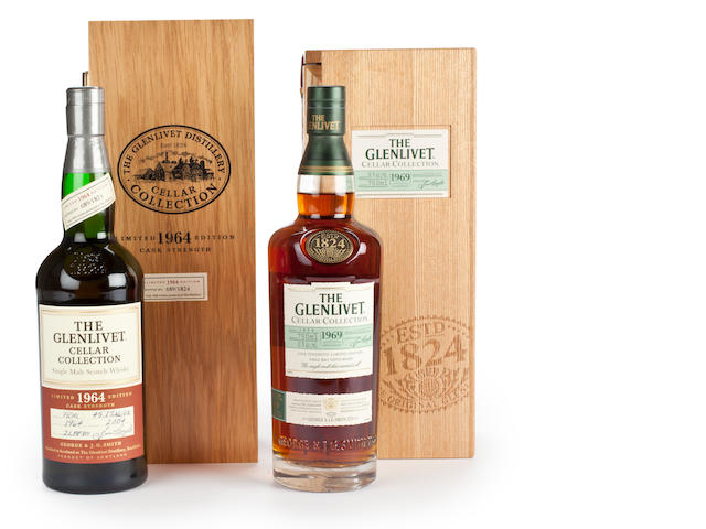 Glenlivet Cellar Collection 1964 (1)