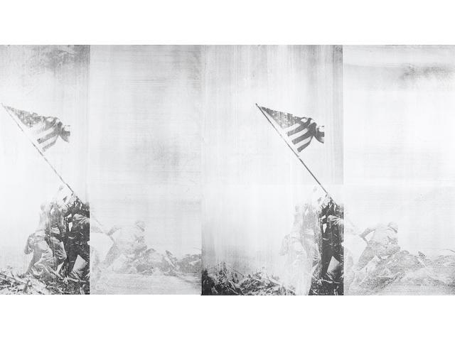 THE BRUCE HIGH QUALITY FOUNDATION (established 2001) Double Iwo Jima, 2012