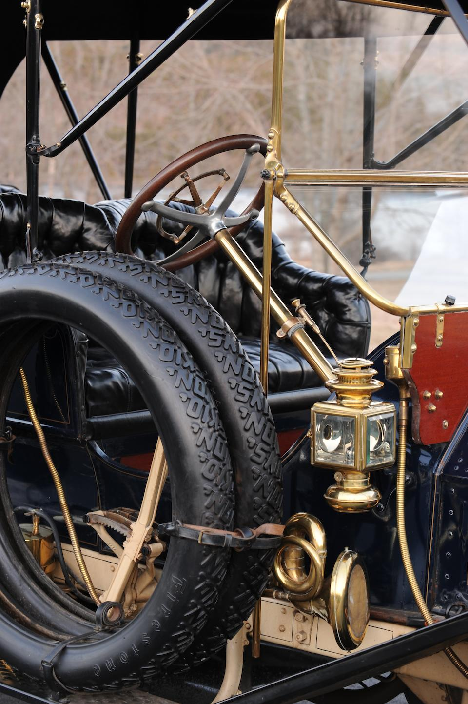 Ex-Dr. Sam Scher, Property from a European Museum Collection,1910 Cadillac Model 30 Demi-Tonneau  Chassis no. 44846