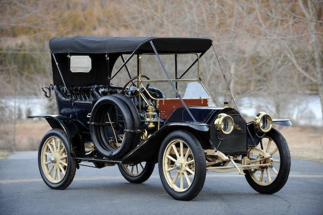 Ex-Dr. Sam Scher,1910 Cadillac Model 30 Demi-Tonneau  Chassis no. 5035