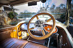 Subject of a $165,000 restoration, single family ownership since 1934,1923 Rolls-Royce 40/50hp Silver Ghost Pall Mall Tourer  Chassis no. 332XH Engine no. 2R157