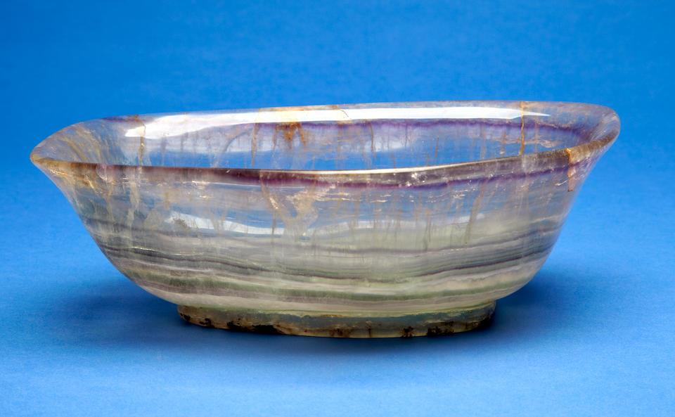 Fluorite Bowl