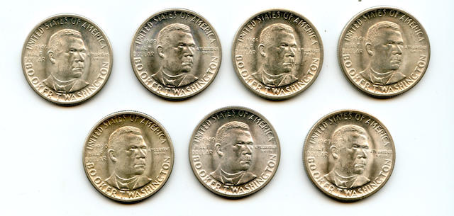 Booker T. Washington Half Dollars