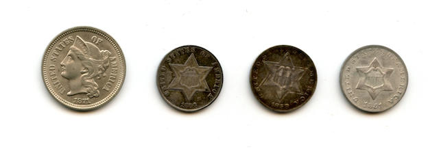 Three Cent Silvers
