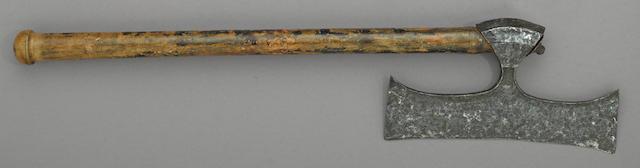 An early Indian bullova axe