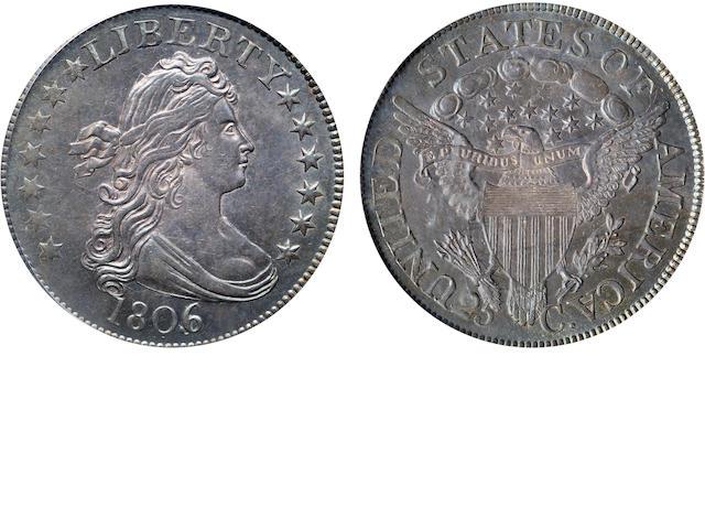 1806/5 25C MS63 PCGS