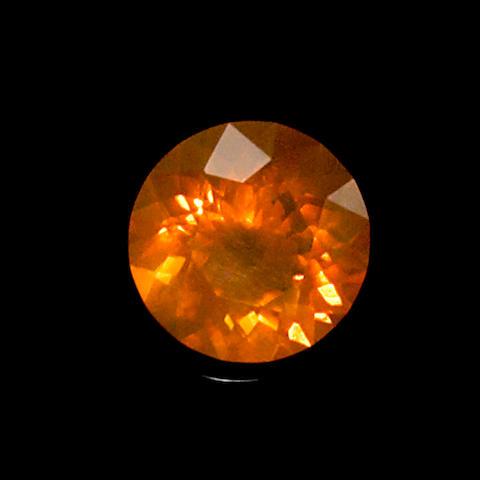 Orange Fire Opal