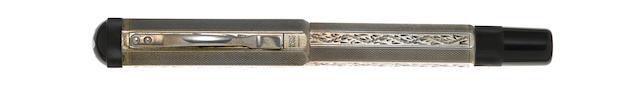 MONTBLANC: Lorenzo de Medici Patron of Art Series Limited Edition 4810 Fountain Pen *last*