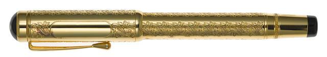MONTBLANC: Louis XIV Patron of Art Limited Edition 4810 Fountain Pen
