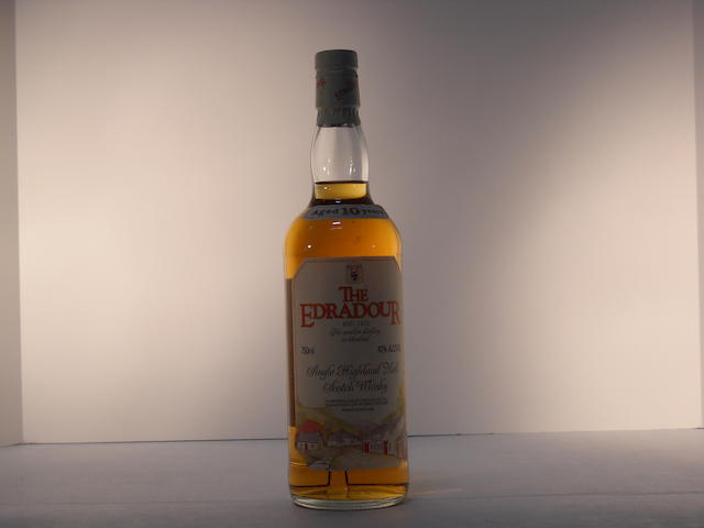 Edradour 10 years old (1)
