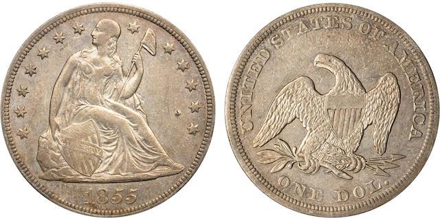 1855 $1