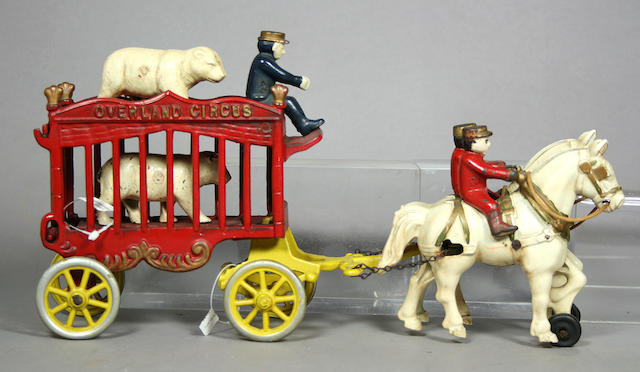 Kenton Overland Circus Wagon