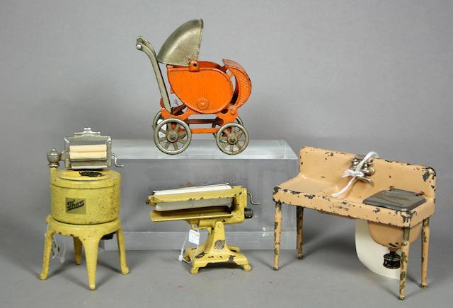 Childs Cast Iron Assortment