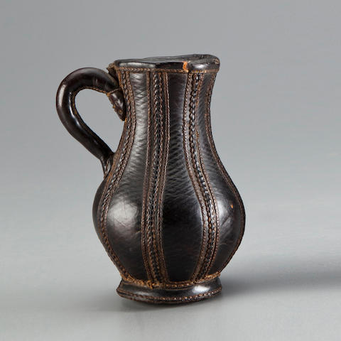 Tuareg Pitcher, Niger  height 5 1/2in (14cm)