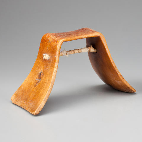 Karamanjong Headrest, Uganda  height 5 1/2in (14cm)