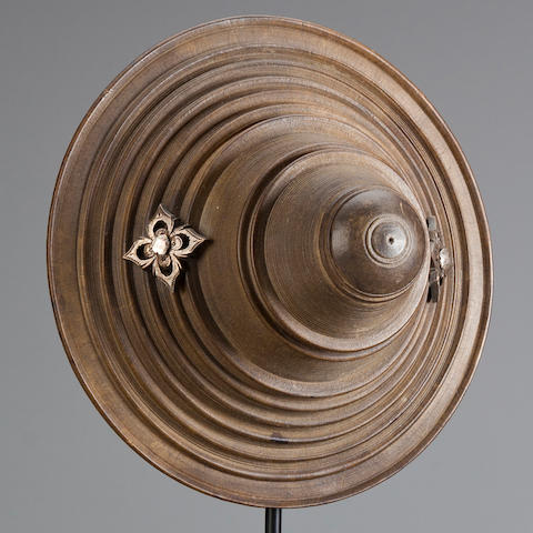 Oromo Shield, Ethiopia diameter 9in (22.9cm)
