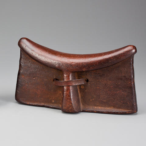 Tofosa Neckrest, Sudan height 5 1/4in (13.3cm)