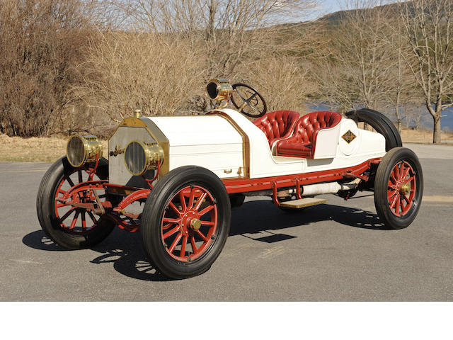 1908 Sharp  Arrow Runabout  Chassis no. 2108