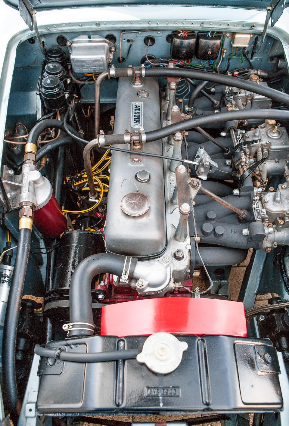'767 KNX' - The ex-Works, Sebring 12-Hours, Targa Florio,1964 Austin-Healey 3000 MkII Lightweight  Chassis no. HBJ7-64H-57-2 Engine no. XSP 2157-2