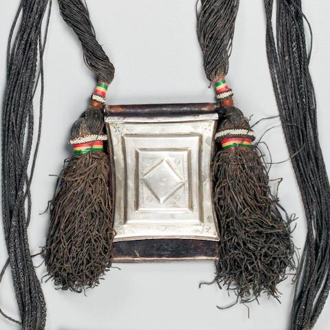 Tuareg Cache Coran, Niger  length 4in (10.1cm)